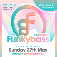Funkybass 10 Year Reunion