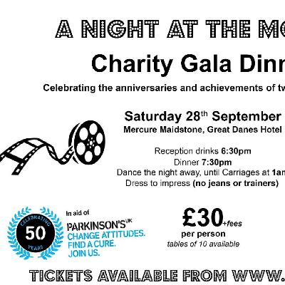 A Night At The Movies - Gala Charity Dinner
