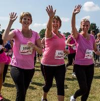 Welwyn and Hatfield Race for Life 5k