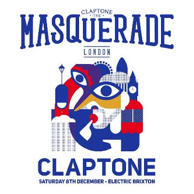 Claptone presents THE MASQUERADE | Electric Brixton London