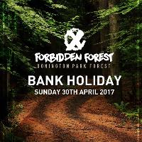 Forbidden Forest - Bank Holiday Sunday 30th April 2017