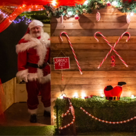 Winter Wonderland – Santa