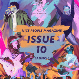 Nice People Magazine Issue 10 Launch