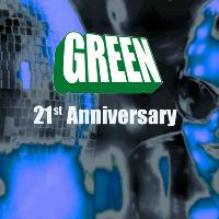 green 21st anniversary