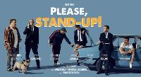 Please, stand-up! w Manchester