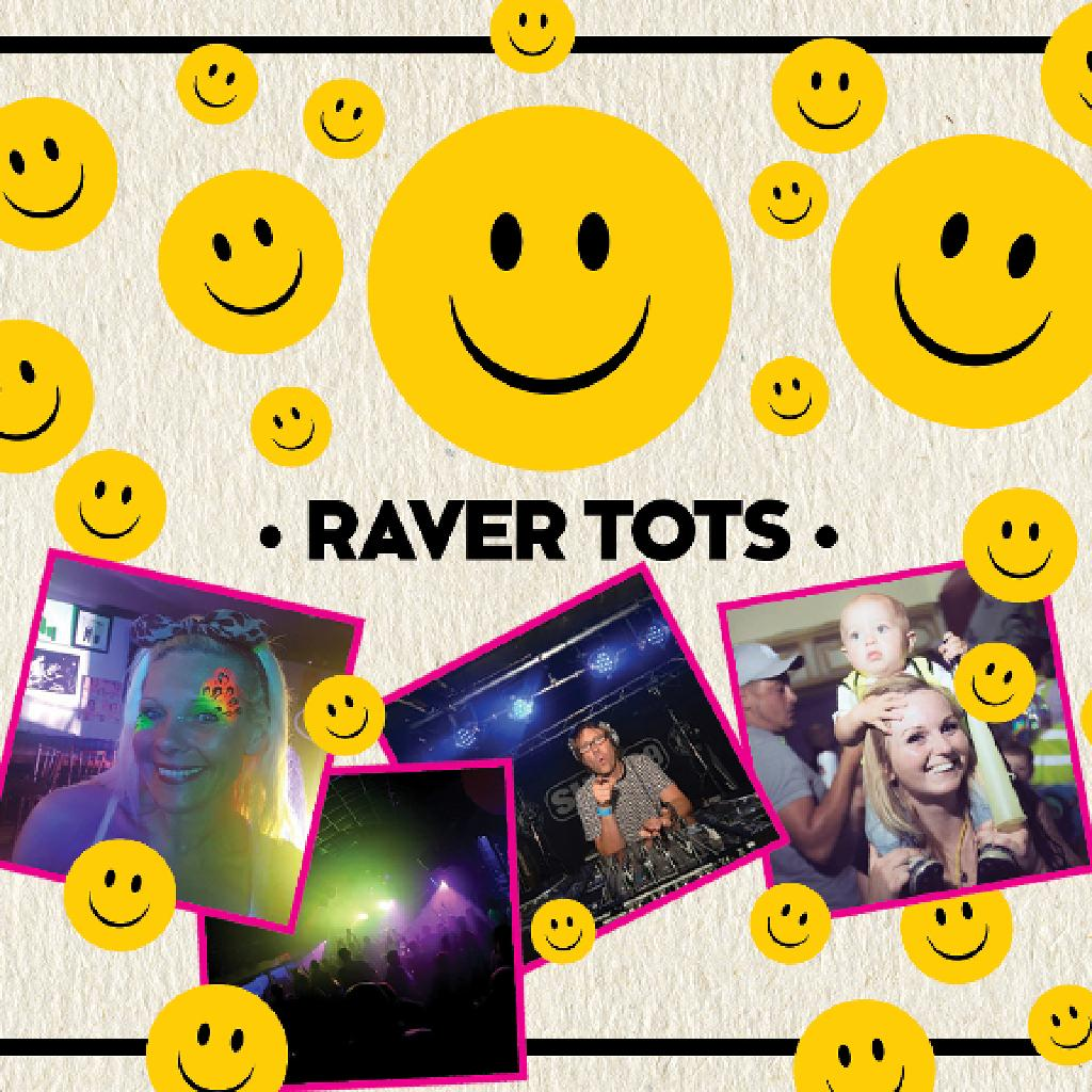Raver Tots NYD Special w Artful Dodger & Nicky Blackmarket