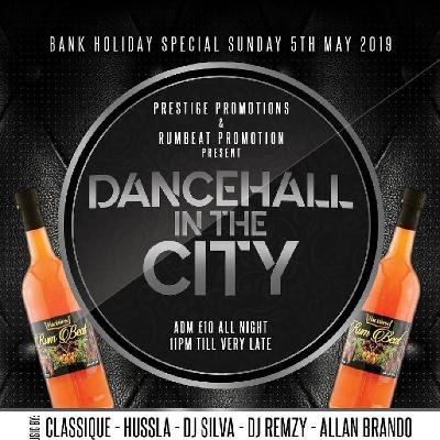Dancehall In The City Tickets | Bliss Club Manchester