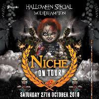 Niche on Tour Halloween Wolverhampton