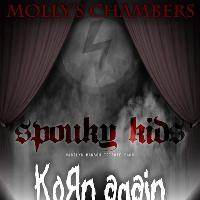 Korn Again and Marilyn Manson Tr Spouky Kids at Molly