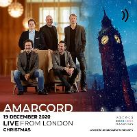 Live From London Christmas - amarcord