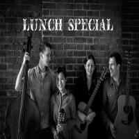 Bluegrass session with Lunch Special