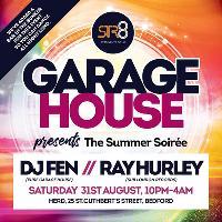 Str8 GarageHouse presents......The Summer Soirée