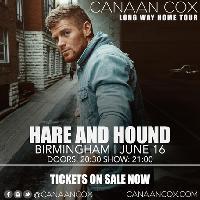 Canaan Cox - Long Way Home Tour