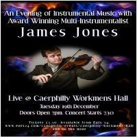James Jones Live