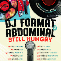 Dj Format and Abdominal - Still Hungry Tour - Southampton