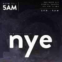 nye party at Trafik