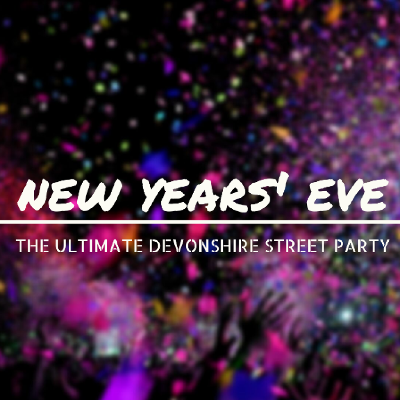 New Years Eve The Devonshire Street Party The Forum