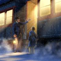 The Polar Express Journey to the North Pole