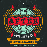 Pete Tong Classical Official after Party with K-Klass