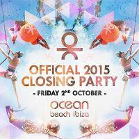 Ocean Beach Ibiza Official Closing Party