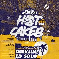 Fiesta Bombarda Hot Cakes BBQ - Cardiff