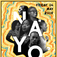 NAYO presents: Afro-pop, R&B and Soul live music fundraiser