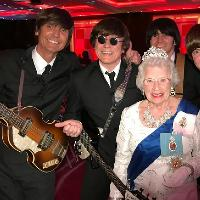 The counterfeit Beatles live at the white Swan