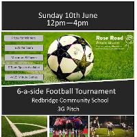6-a-side Football Tournament