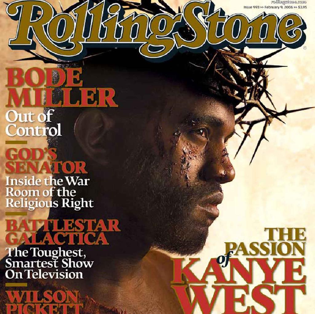 Dedicated to Kanye Easter Thursday