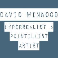 David Winwood - Hyperrealist and Pointillist Art Exhibition