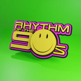 Rhythm of the 90s Live at Rescue Rooms - Nottingham