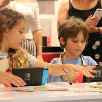 Nintendo Labo experience at KidZania London