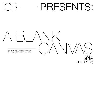 ICR Presents: A Blank Canvas