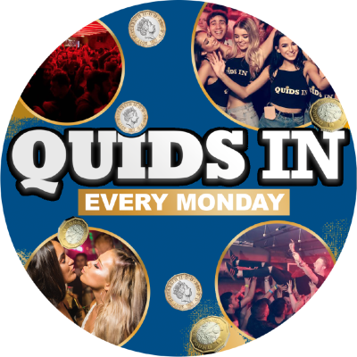 Quids In Mondays at Factory