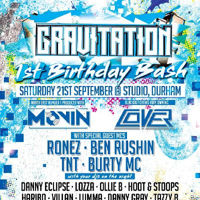 Gravitation's 1st Birthday
