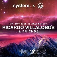 system & Set One Twenty presents Ricardo Villalobos & Friends