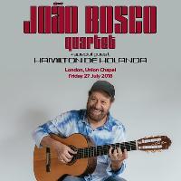 JOAO BOSCO Quartet + Hamilton De Holanda