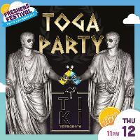 Tiki Thursdays Toga Party