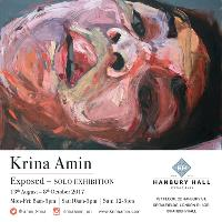 Emerging artist Krina Amin launches 'Exposed' solo exhibition