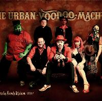 The Urban Voodoo Machine at the West End Centre, Aldershot