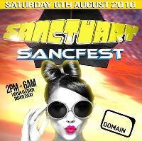Sanctuary * SancFest Summer Jam ** At Club Domain , Blackpool