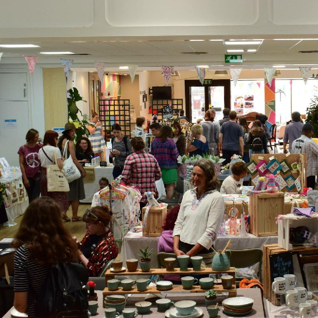 Easter Boutique & Makers Market
