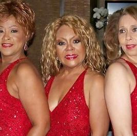 The Three Degrees plus aftershow Disco