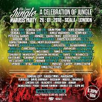 We Love Jungle Awards Party w/ General Levy, Dawn Penn