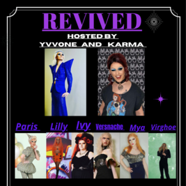 Revived Drag show