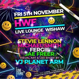 HWFGLOW Live Lounge
