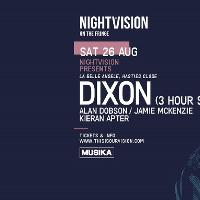 Musika Summer Party with Dixon