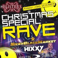 Nicky Blackmarket & Hixxy Christmas Special