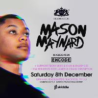 Mason Maynard   Saturday 8th December - Home&HQ