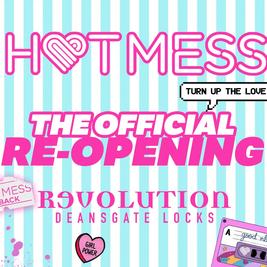 HotMess @ Revs - Week 2 - £1.50 drinks all night!